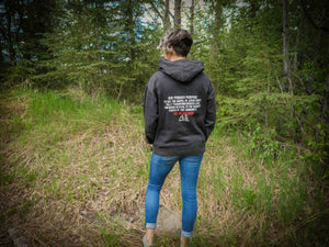 Acts 2:47 Recovery Church Soldotna Hoodie CHARCOAL