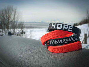 Awareness Wristband Pairs