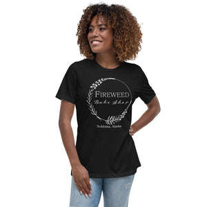 Fireweed Bake Shop Ladies' Relaxed T-Shirt
