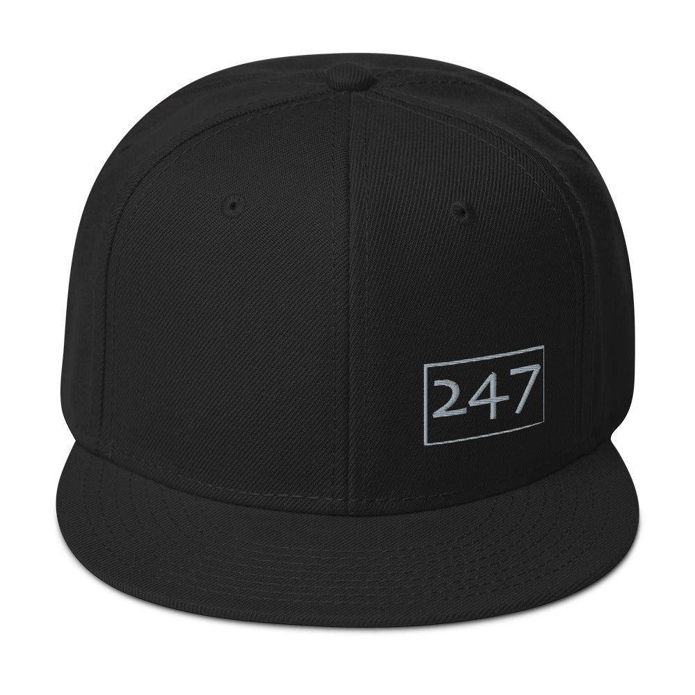 "Acts ""247"" Snapback Hat"