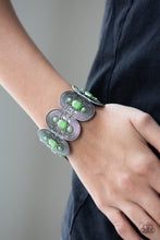 Load image into Gallery viewer, Paparazzi - Turn Up the Tropical Heat - Green Bracelet