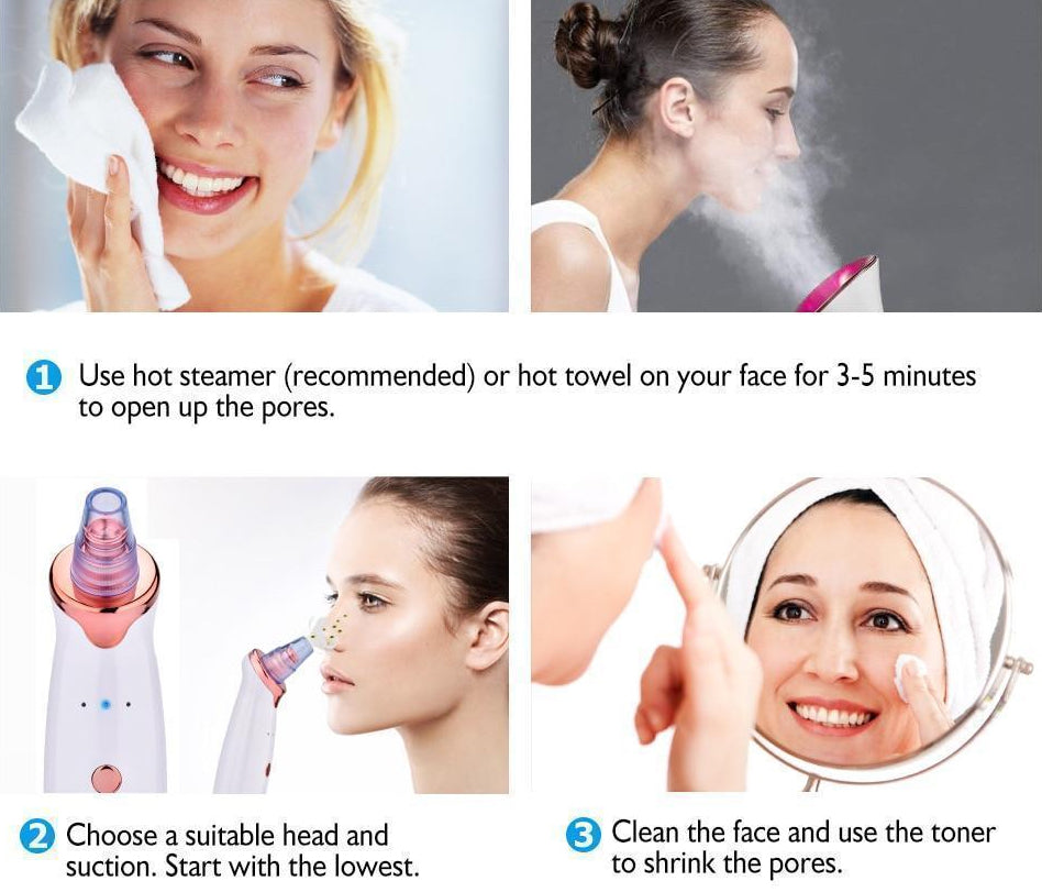 MCF Facial Pore Cleanser