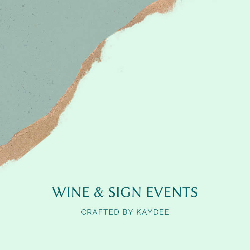 Wine & Sign Events