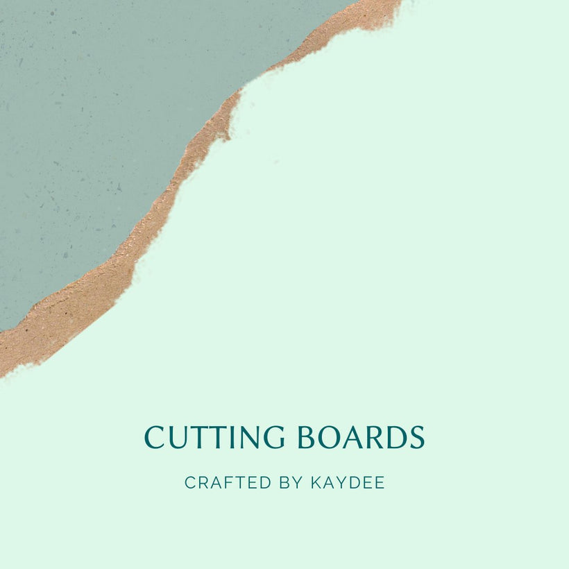 Cutting & Cheese Board Collection