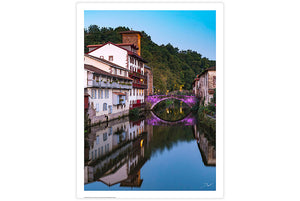 Poster photo de Saint Jean Pied de Port