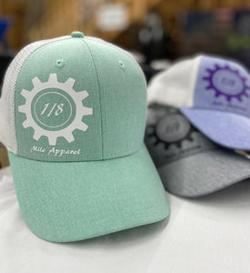 Mint to Win Snap back Hat