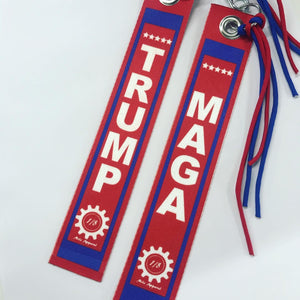 Trump Parachute Digital Tag