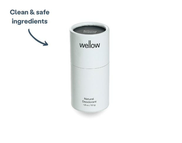 Natural Deodorant - Wellow