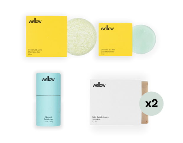 Body Care Kit - Wellow