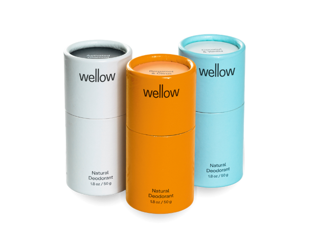 Deodorant Trio - Wellow