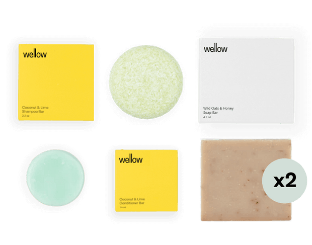 Body Essentials Kit - Wellow