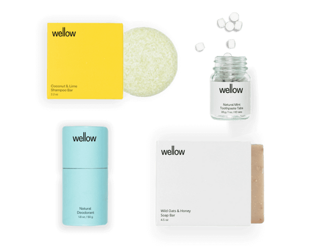Daily Essentials Kit - Wellow