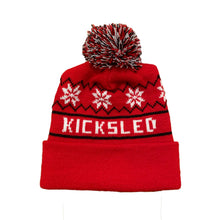 Load image into Gallery viewer, Kicksled Alaska Winter Beanie