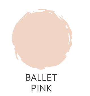 General Finisher Milk Paint Ballet Pink