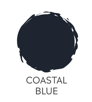 General Finisher Milk Paint Coastal Blue