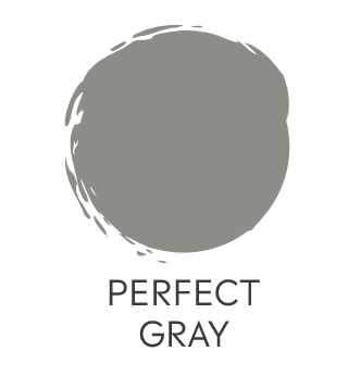 General Finisher Milk Paint Perfect Gray