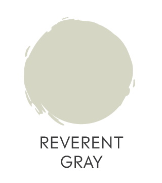 General Finisher Milk Paint Reverant Gray