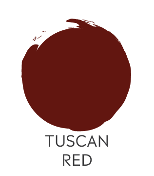 General Finisher Milk Paint Tuscan Red