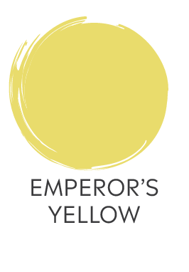 Jolie Emperor's Yellow