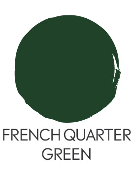 Jolie French Quarter Green