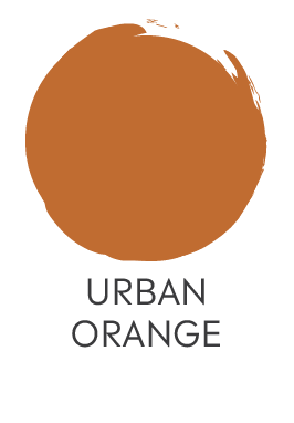Jolie Urban Orange
