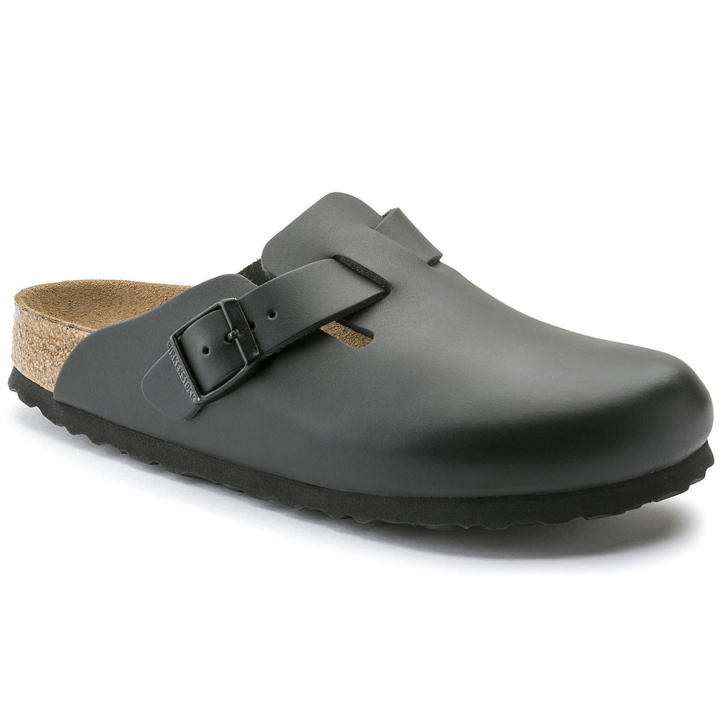 Birkenstock - Boston Smooth Leather Clog
