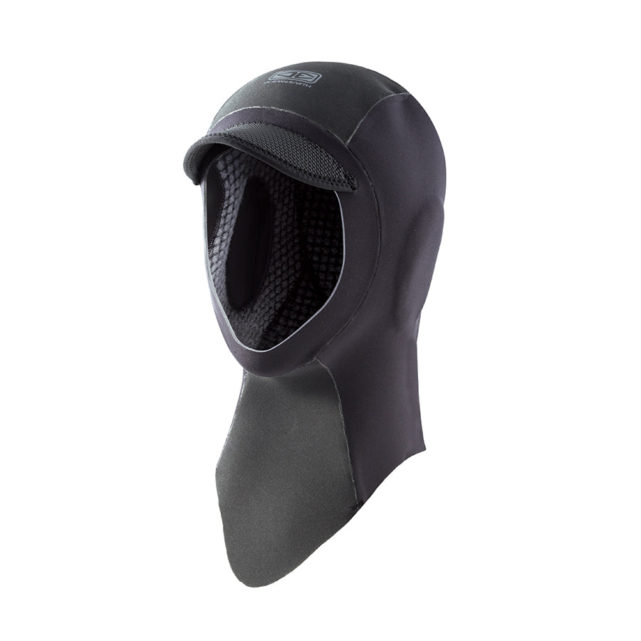 Ocean & Earth - Double Black 2mm Full Surf Hood