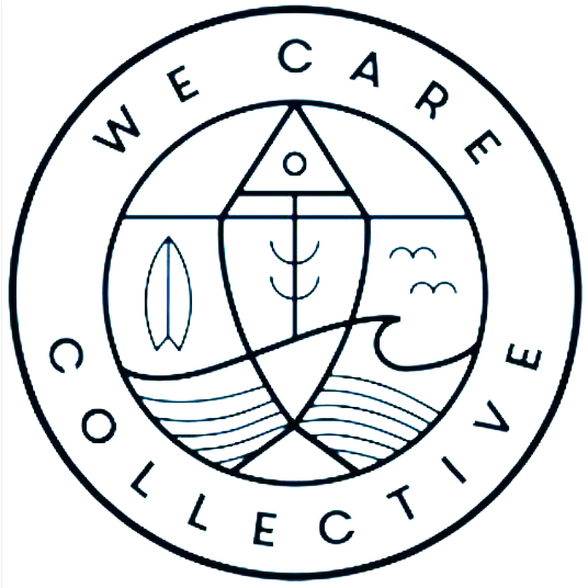 We Care Collective - Bamboo Straw Set