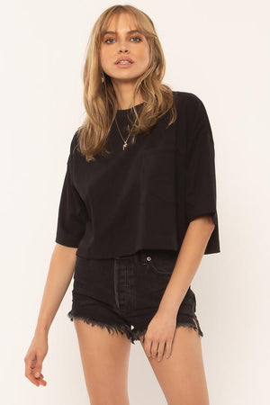 Amuse Society - Easy Life Knit Top