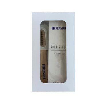 Birkenstock - Care Brush Kit & Cork Sealant