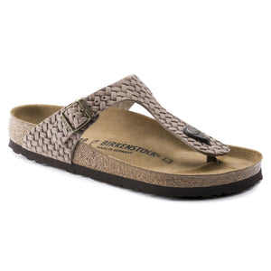 Birkenstock - Gizeh Weave Oiled Leather Thong