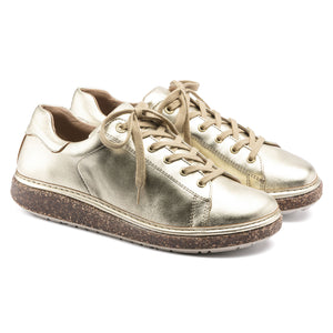 Birkenstock - San Diego Metallic Leather Shoe