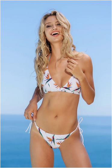 Gabrielle Swimwear - Cross Over Bikini Top