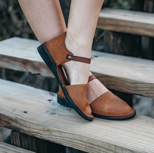 InStep - Leather Mary Jane Sandal