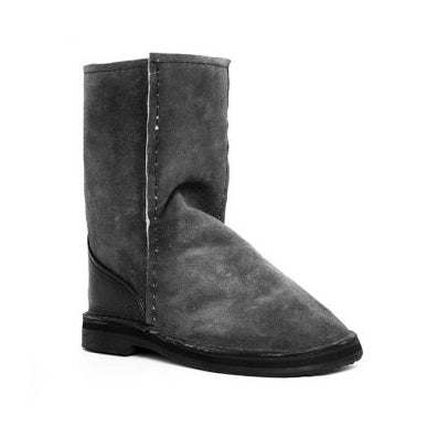 InStep - Leather Suede Ugg Boot