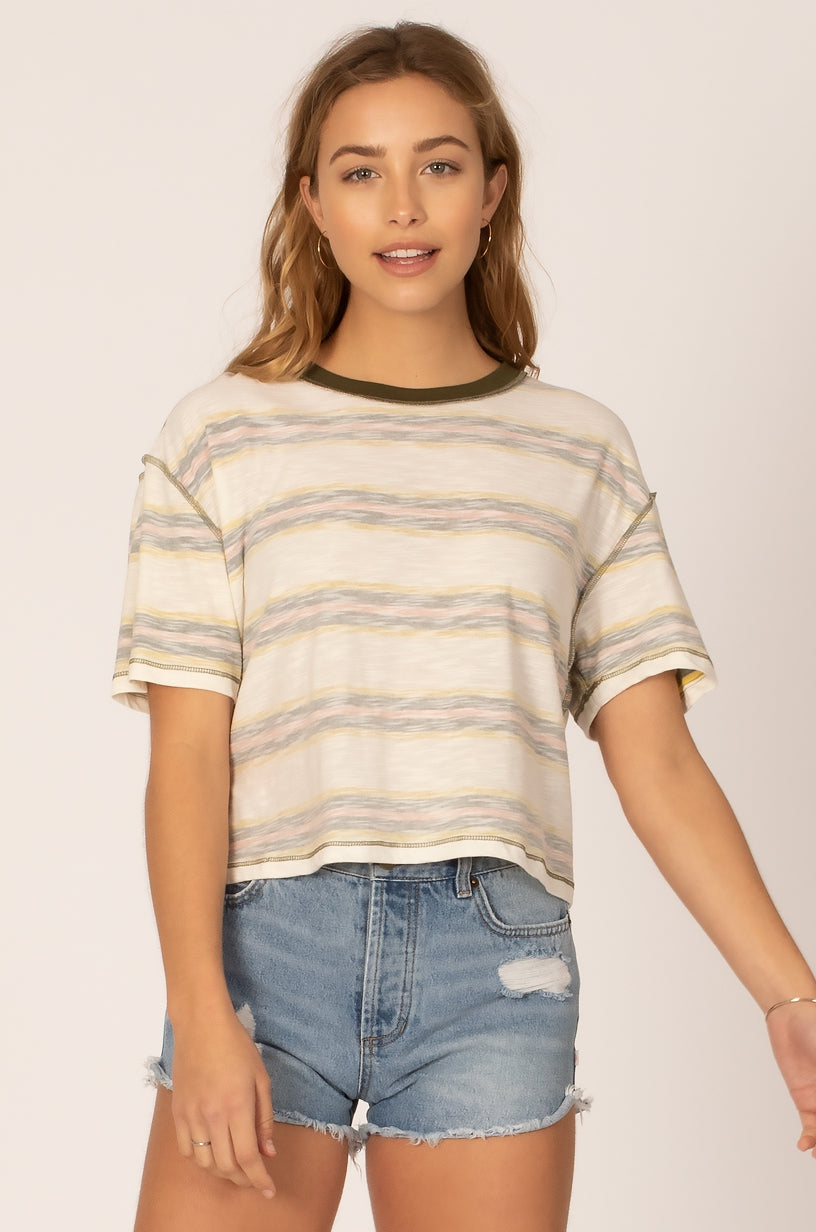 Sisstrevolution - Runnin The Halls Knit Top