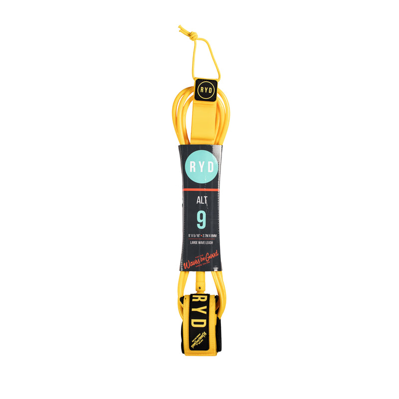 Ryd Brand - Alt Range Big Wave 8mm Surfboard Leash