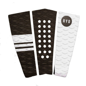 Ryd Brand - Alt Three Piece Surfboard Traction