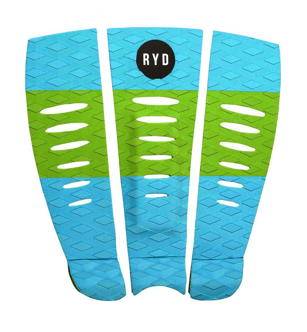 Ryd Brand - Layback Three Piece Surfboard Traction