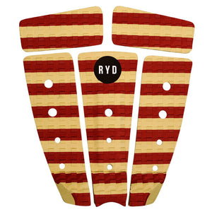Ryd Brand - Roboto Five Piece Surfboard Traction