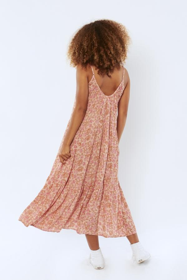 Sisstrevolution - Morning Mood Woven Tank Dress