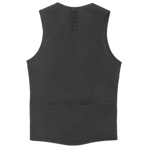 Vissla Mens 2mm Front Zip Neoprene Vest