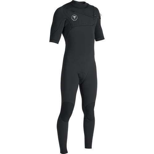 Vissla - 7 Seas Mens 2/2 Short Sleeve Chest Zip Wetsuit