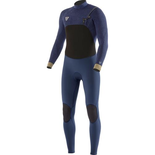Vissla - 7 Seas Mens 4/3 50-50 Chest Zip Wetsuit