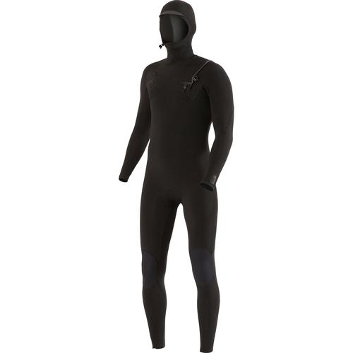 Vissla - 7 Seas Mens 4/3 Hooded Chest Zip Wetsuit