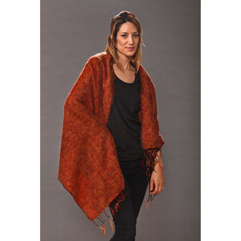 Women's Wraps and Shawls Fair Trade Nepal