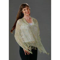 Women's Popcorn Ponchos - Desert Mix - Mixed Colors - Spirit of Nepal - Fair Trade Fashion