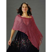 Womens Popcorn Poncho — Fair Trade Fashion from Nepal