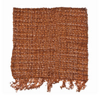 Women's Popcorn Ponchos - Copper Mix - Swatch - Mixed Colors - Spirit of Nepal - Fair Trade Fashion