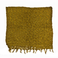 Women's Popcorn Ponchos - Solid Colors - Moss - Spirit of Nepal - Fair Trade Fashion